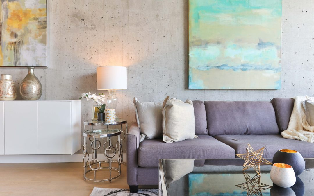 Woonkamer trends voor jouw meubilair2020