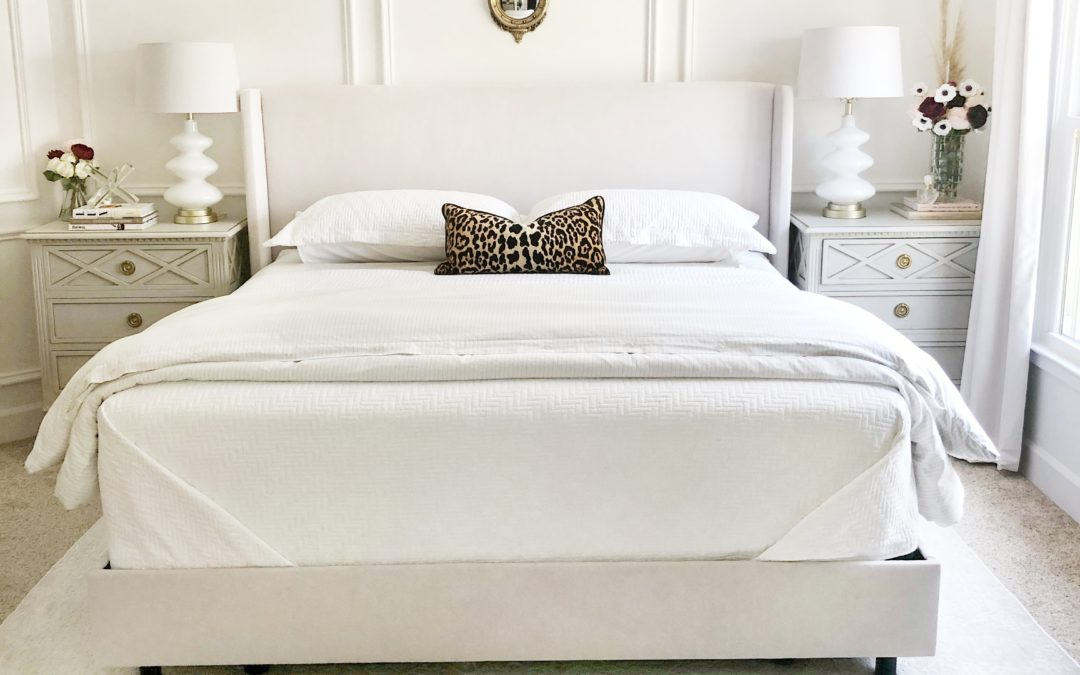 tips voor een kleine slaapkamer